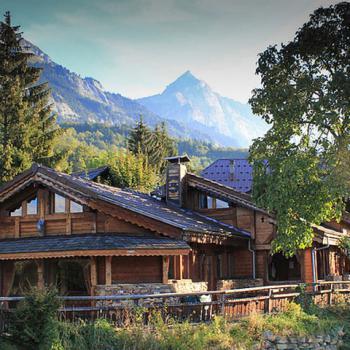Les Greniers du Mont Blanc, (74)